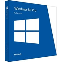 Microsoft Win Pro 8.1 32-bit (FQC-06987)