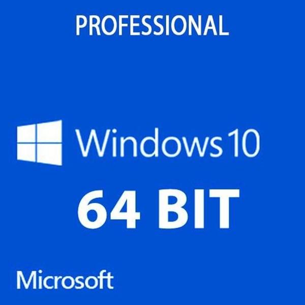Microsoft Win Pro 10 64Bit (FQC-08929)