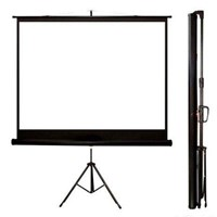 IBRIGHT Tripod Screen Projector