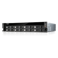 QNAP TurboNAS UX-800U-RP 1
