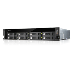 QNAP TurboNAS UX-800U-RP