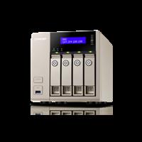 QNAP TurboNAS TVS-463-4G 1