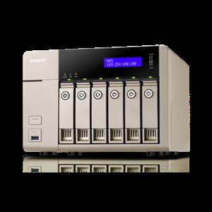 QNAP Turbo Nas TVS-663-4G