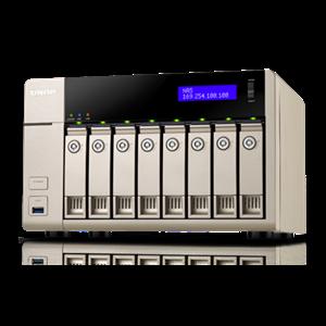 Qnap Turbo Nas TVS-863-4G