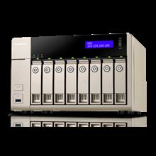 Qnap Turbo Nas TVS-863+ 8G