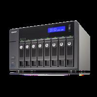 QNAP TurboNAS TVS-871-i5-8G 1