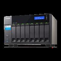 QNAP TurboNAS TVS-871T-i5-16G 1