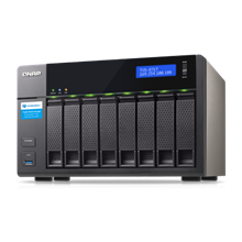 QNAP TurboNAS TVS-871T-i5-16G