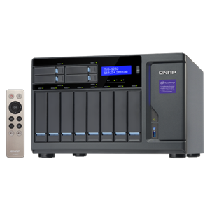 QNAP TurboNAS TVS-1282-i5-16G-450W