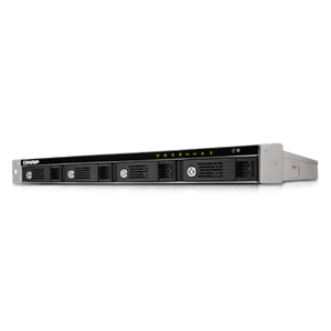 QNAP TurboNAS TVS-471U-RP-i3-4G