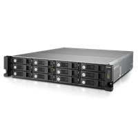 QNAP TurboNAS TVS-1271U-RP-i3-8G 1