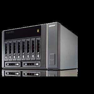 QNAP TurboNAS REXP-1000 Pro