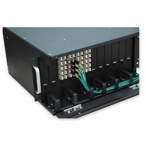 Dari Splice Panel Rosenberger 1HU 12-Port SC MM 0