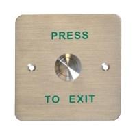 Metal Exit Button