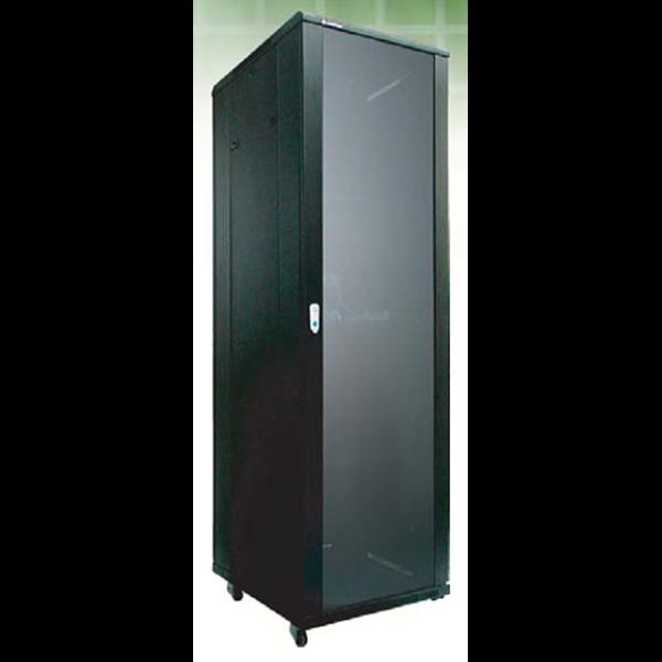 "Closed Rack Server LITECH 19"" NCB 42U Depth 1100 mm"