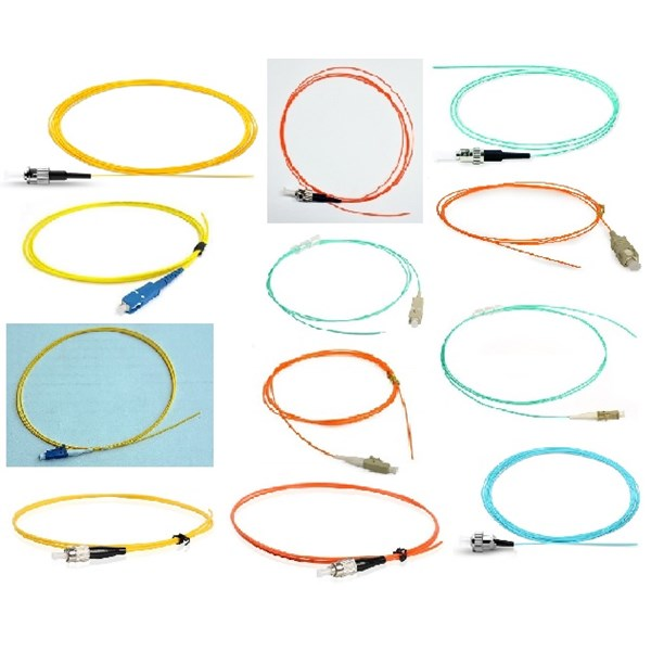DRAKA Fiber Optic UC Pigtails