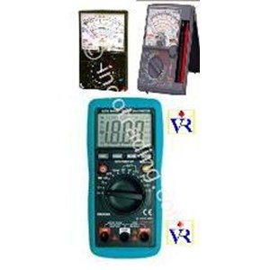 Sell Digital Multimeter Analog From Indonesia By Virlie