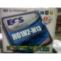 Jual Motherboard Ecs H61h2-M13