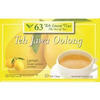 Jual Teh Jawa Oolong Tea Bag - Lemon