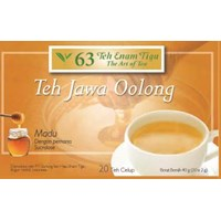 Jual Jawa Oolong Tea Bag - Honey