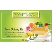 Jual Jawa Oolong Tea Bag - Assorted Fruit