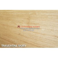 Marmer Travertine Ivory