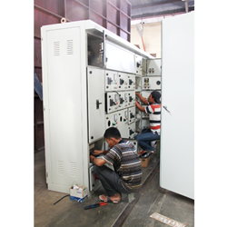Jasa Instalasi Elektrikal Untuk PKS (Pabrik Kelapa Sawit) By Sumber Sarana Power Electric