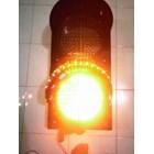 Lampu Traffic Light warning led 30cm 3