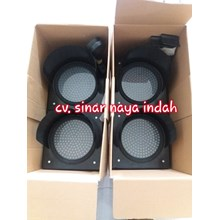 Lampu Traffic Light led peringatan 30cm