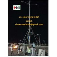 pju 80W solar power packet
