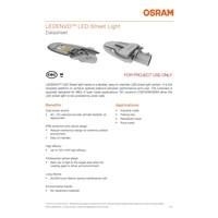 Lampu Pju Solar Cell Osram