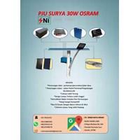 solar street light 30W osram SNI-030TS