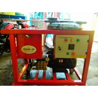 Pompa hydrotest 500 bar 21 lpm
