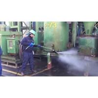 Distributor high pressure pompa water jet 4350Psi 15Lpm 3