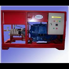 high pressure pompa water jet 2175Psi 120Lpm