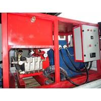 Pompa Hydrotest 500bar 30Lpm