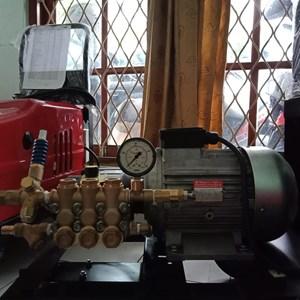 Dari Pompa Hydrotest-high pressure pump-water jet pump 170 Bar 15 Lpm 2