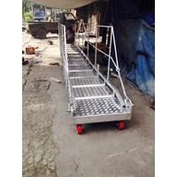 Jual Tangga Gangway Alumunium 2