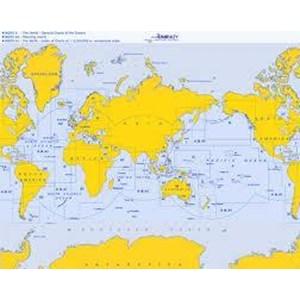 Peta Laut Admiral