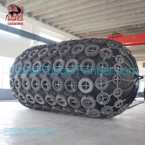 Pneumatic Rubber Fenders