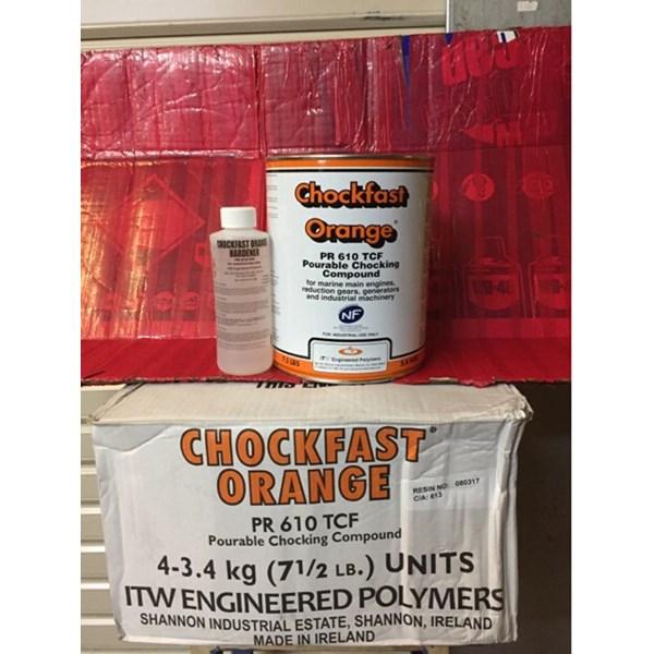 Chockfast Orange - Alat Perkapalan dan Mesin Kapal