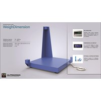 Sell Weighing Dimesion floor scale 2