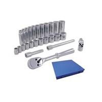 Kunci Soket Set - 26 Pcs (Imperial Dr. 3.8 Inch)