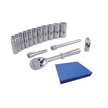 Kunci Soket Set - 15 Pcs (Imperial Deep Dr. 3.8 Inch)