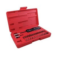 Jual GEARLESS SCREWDRIVER SET 32 PIECES  - OBENG SET MEREK GRAY TOOLS