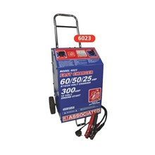 BATTERY CHARGER  HEAVY DUTY COMMERCIAL FAST - 6023 - ASSOCIATED EQUIPMENT
