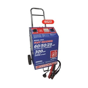 Charger Aki Heavy Duty Commercial Fast - 6023