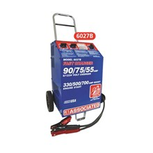 BATTERY CHARGER  HEAVY DUTY COMMERCIAL HIGH OUTPUT - 6027B - ASSOCIATED EQUIPMENT