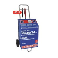 FLEET & COMMERCIAL FAST BATTERY CHARGER - 6512 - ASSOCIATED EQUIPMENT
