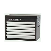 TOOLS BOX 6 DRAWER 99806SB - TOP CHEST - LEMARI TOOLS MEREK GRAY TOOLS